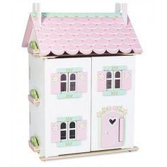 casa muñecas dulce corazón