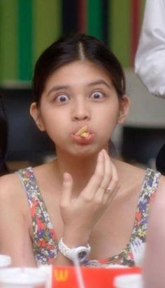 Ynnam  (355×618) Eat Bulaga, Gma Network, Maine Mendoza, Theme Song, Attraction, Idol, Actresses, Fan, Queen