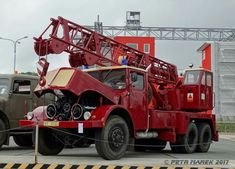 Old Trucks, Fire Trucks, Fire Engine, Motor Car, Cars And Motorcycles, Techno, 4x4, Automobile, Engineering