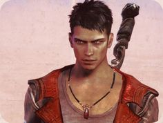 Almost Dantor . . . except older and less arrogant at the start of the trilogy  From: DMC Dante.
