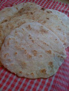 Pane tipo indiano con esubero di pasta madre ricetta veloce