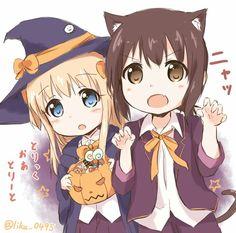 yui and kyoko