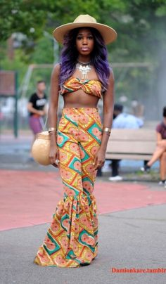 Afropunk Streetstyle ~Latest African fashion, Ankara, kitenge, African women dresses, African prints, African men's fashion, Nigerian style, Ghanaian fashion ~DKK