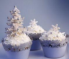 The Cutest Christmas Cupcake Ideas Ever