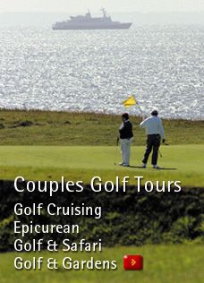 Couples Golf Tours 2013