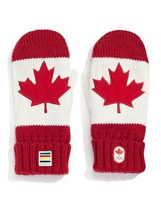 New Olympic Red Mittens 2016 Red Mittens, Olympic Team, Olympics, Christmas Stockings, Free Pattern, Sewing Projects, Gloves, Crochet Hats, Collection