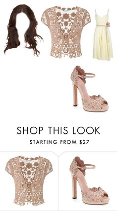 """Untitled #7836"" by iamdreamchaser ❤ liked on Polyvore featuring Dolce&Gabbana, maurices and Alexander McQueen"