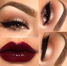 Friday Hollywood Glam Makeup