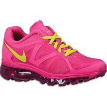 Nike Air Max 2012 - Girls' Grade School Running Shoe Girl