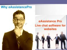 Why eAssistance pro Live Chat Software
