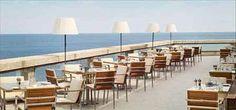 Monte Carlo: L'Horizon Deck Restaurant & Champagne Bar
