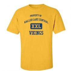 Walled Lake Central High School - Walled Lake, MI | Men's T-Shirts Start at $21.97