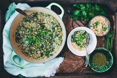 Mung Bean Stew C/O Green Kitchen Stories