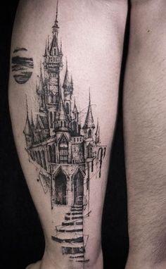 Tattooer Nadi castle tattoo