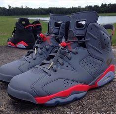 Ike basketball shoes? I think YES