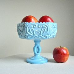 turquoise compote