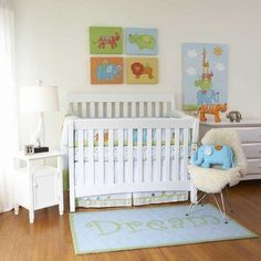 funny friends baby bedding set. too cute!