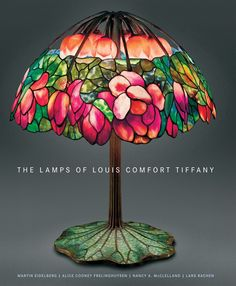 Louis Comfort Tiffany Lamps Patterns | new smaller format
