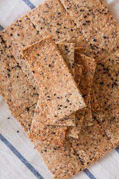 Krekeri od kikirikija bez glutena - gluten free