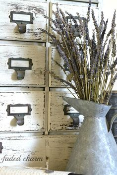 Faded Charm: ~Lavender~