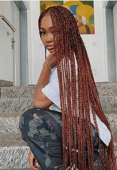 Xtrend Braid Hair Pre-Stretched Quick Braid Hair Kanekalon Fiber For Twist Braiding Hair And Box Braids Braided Hairstyles For Black Women Cornrows, African Braids Hairstyles, Black Women Hairstyles, Girl Hairstyles, Braid Hairstyles, Wedding Hairstyles, Black Girl Braids, Braids For Black Hair, Long Hair
