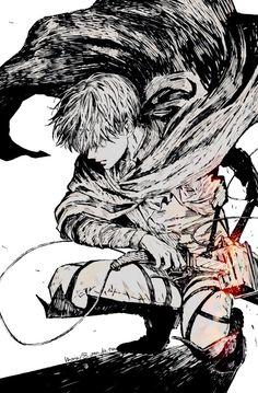 Attack on Titan / Shingeki no Kyojin - Levi Ackerman Me Anime, Anime Kawaii, Anime Guys, Manga Anime, Anime Art, Attack On Titan Merch, Attack On Titan Season, Attack On Titan Anime, Levi And Erwin