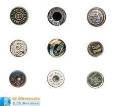Jeans buttons Jeans Button, Buttons, Personalized Items, Plugs