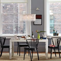 Parsons Dining Table - Rectangle