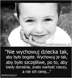 WielkieSłowa.pl : cytaty, złote myśli, aforyzmy, sentencje Words Quotes, Life Quotes, Sayings, Serious Quotes, Different Quotes, Life Philosophy, More Words, Gifs, Motto