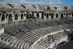 Arènes de Nîmes - Amphithéâtre de Nîmes