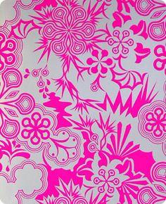 Flavor Paper, electric raspberry
