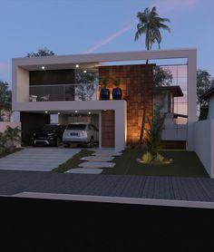 A Residência Gregorini, projeto do escritório Alessandro Ramos Arquitetura, está localizada em Itaporã, Mato Grosso do Sul. Foto: Gabriel Rezende e Igor Felipe.