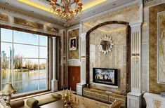 luxury french decor/images | French Design Interior Decorating Ideas For Classy People › Home ...