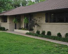 brick stone and stucco exterior house ideas pinterest