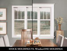 45 Best Craftsman Window Trim Images Windows House