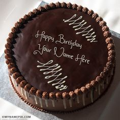 Cake Images With Name Akshay : Birthday cake pictures, Happy birthday greetings and Happy ...
