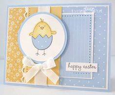 SC272 - A Good Egg by justbehappy - Cards and Paper Crafts at Splitcoaststampers