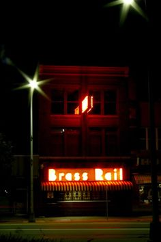 You know it is the Holiday season in Port Huron when the Brass Rail gets out the big mixers. http://www.bluewater.org/2012/11/16/brass-rails-tom-jerry-a-blue-water-area-holiday-tradition/