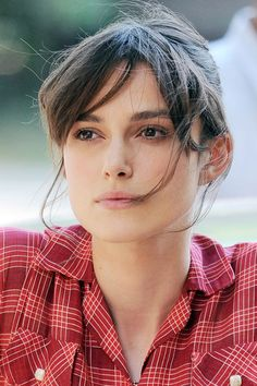 Keira Knightley, one of my favourite actresses.