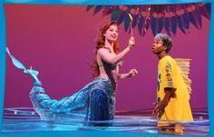 New Little Mermaid Pics (Flounder, Sebastian, Scuttle and more ...