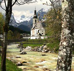 Ramsau bei Berchtesgaden, Bayern, Bavaria