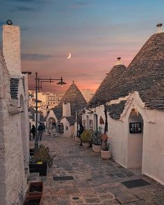 Magical evening at Alberobello & Puglia, Italy. Photo by The post Magical evening at Alberobello Puglia, appeared first on . Beautiful World, Beautiful Places, Beautiful Live, Wonderful Places, The Places Youll Go, Places To Visit, Places To Travel, Travel Destinations, Travel Stuff