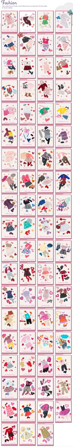 Our Generation Dolls Fashion Outfits                                                                                                                                                                                 More