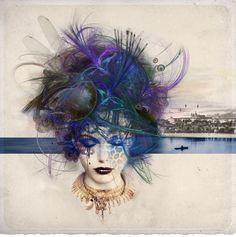 Karou contest art, Italian publisher. Fabulous!