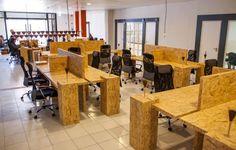 Coworking Space - Cooperativa Cowork, Torres Vedras, Portugal