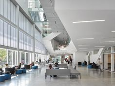 Gallery of Langara Science & Technology Building / Teeple Architects - 3
