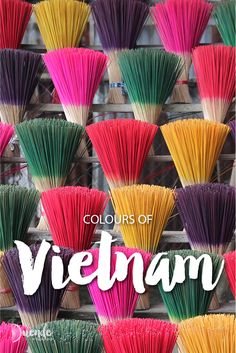 The amazing colours of Vietnam |Duende by Madam ZoZo