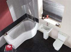 Lavender Shower Bath Suite