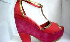 : Zapatos en primavera