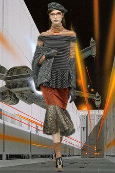 New York AW14 GIFs | Dazed